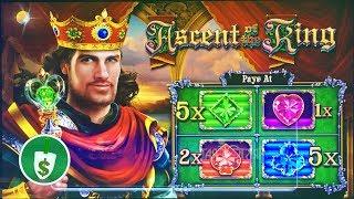 ⭐️ NEW - Ascent of the King slot machine, bonus