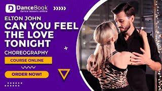Gambar cover Elton John - Can You Feel The Love Tonight - wersja 2 - Choreografia Pierwszego Tańca - DanceBook.pl