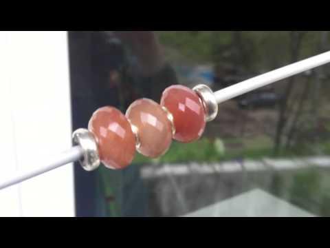 Персиковые лунные камни / Peach Moonstones