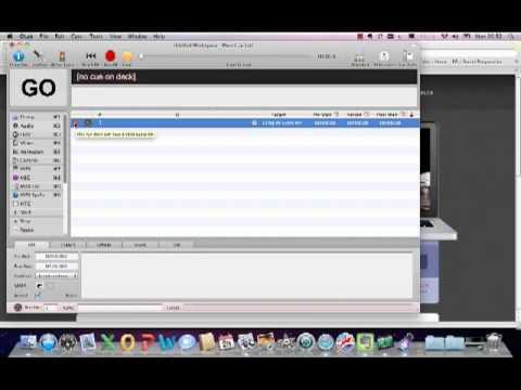 Qlab Training Tutorial - Guide To Audio Cues, Fade Cues, Video Cues
