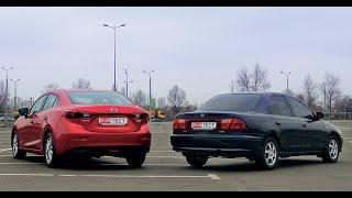 Mazda 3 & Mazda 323 давайте сравним