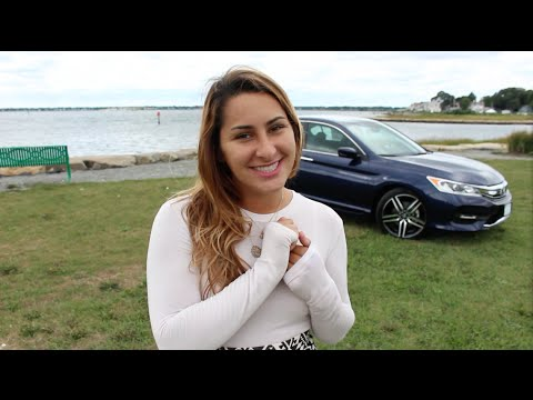 2016 Honda Accord SPORT Review and Test Drive             | Those 19s