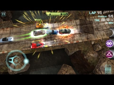 Blur Overdrive Android & IOS GamePlay