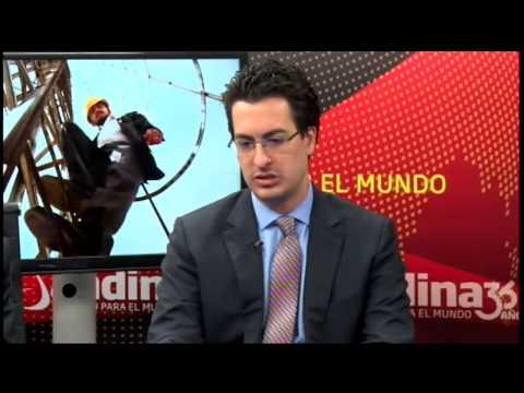 Crecimiento económico en el Perú. Agencia de Noticias Andina