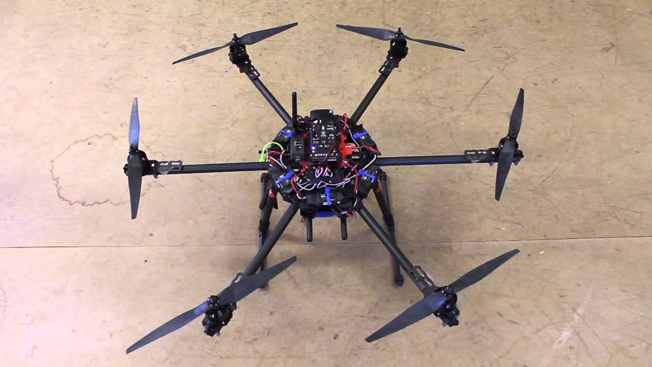 3D Printed GPS/Compass Stand for APM and Pixhawk Multirotors