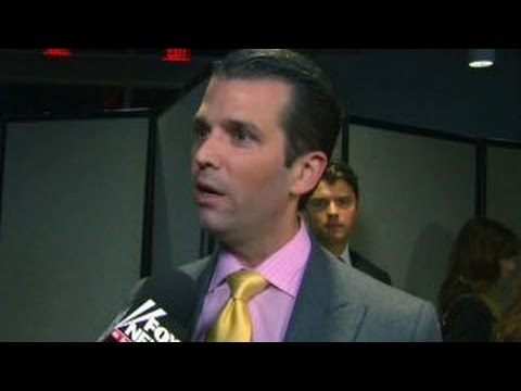 Donald Trump Jr. on final debate: We did great
