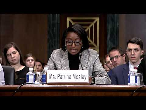 Senate Judiciary Hearing on Born Alive bill: Patrina Mosley ...