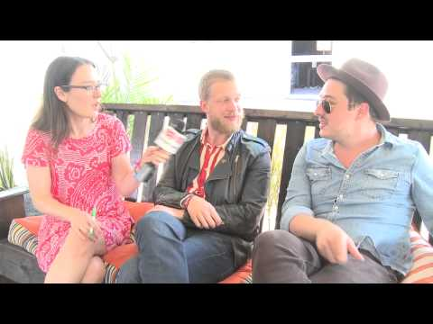 Mumford & Sons Interview @ Lollapalooza