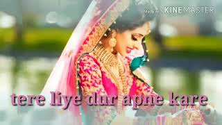 "main tere liye duniya nu chadiya /Soch Hardy Sandhu"" whatsapp status Video / Punjabi Song /ks_techno"