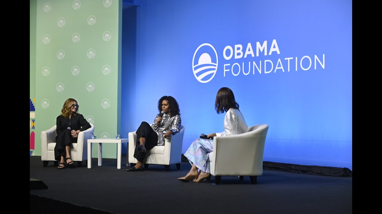 'I Hurt For Our Country,' Michelle Obama Draws Attention to Racial ...