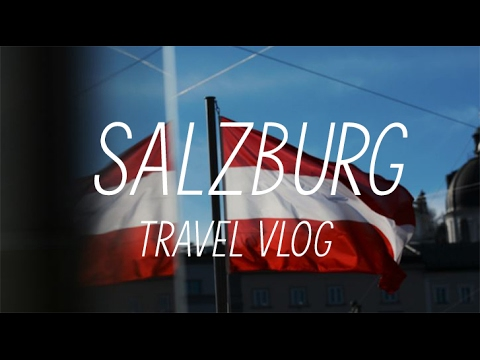 Salzburg Cinematic Travelvlog #3 | Paul