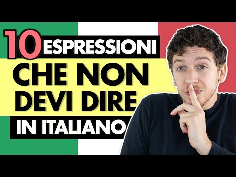 10 Espressioni Maleducate Molto Usate In Italia (Sub ITA)   Imparare l'Italiano