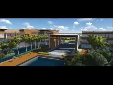 Nantian Modern Style - Hotel Landscape Design by KV ART & DESIGN CO.,LTD