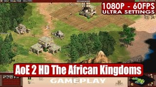 Age of Empires II HD The African Kingdoms gameplay PC HD [1080p/60fps]