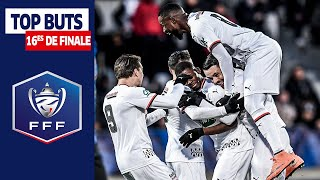 VIDEO: Le Top buts des 16es de finale I Coupe de France 2019-2020
