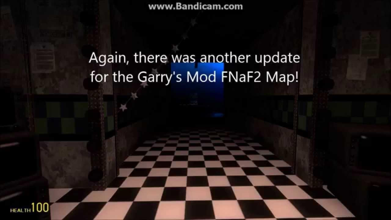 Fnaf 2 Gmod