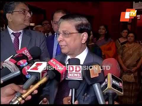 CJI Dipak Mishra Inaugurates Orissa HC Museum
