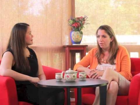 Tea with Mali: MAG Mines Advisory Group with Patricia Loria