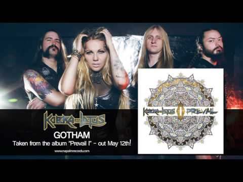 KOBRA AND THE LOTUS - Gotham (Official Audio) | Napalm Records