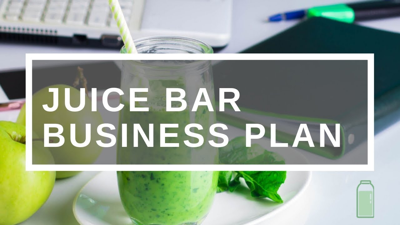 Business plan to buy a bar