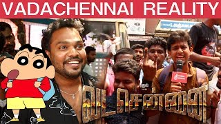 VadaChennai Area Pasanga Review Vada Chennai film