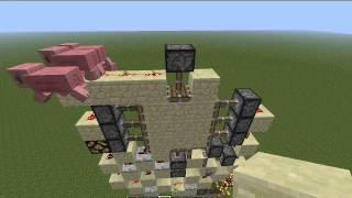 Smallest 3x3 door (using spawner) Thumbnail
