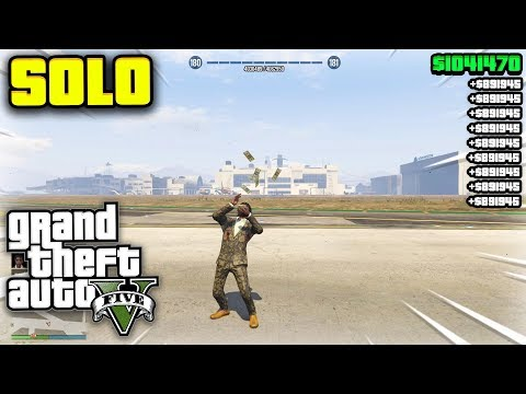 EASY GTA 5 ONLINE SOLO UNLIMITED MONEY GLITCH AFTER PATCH 1.46 GTA 5 MONEY GLITCH GTA 5 MONEY GLITCH