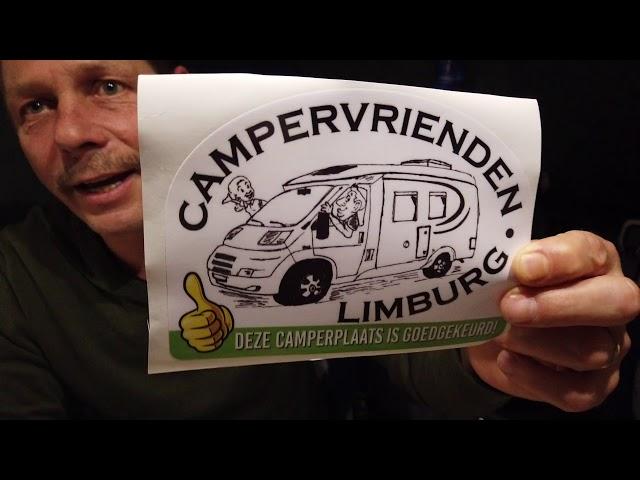 (Film nr. 209) Interview met de Campervrienden Limburg