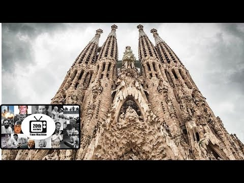 Antonio Gaudi: God's Architect of Barcelona