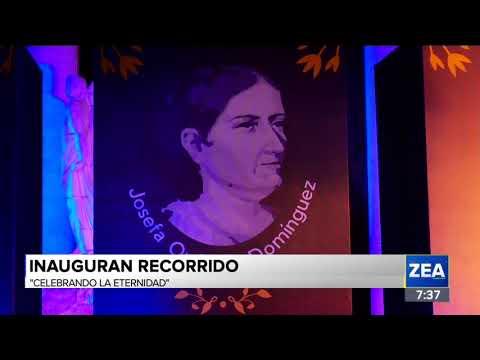 """inauguran-recorrido-nocturno-""""celebrando-la-eternidad""""-en-chapultepec- -noticias-con-francisco-zea"""