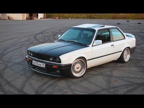 BMW E30 с мотором от М3 E36! Дрифт монстр моей мечты..!