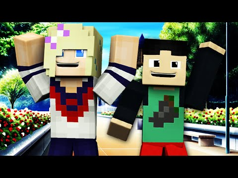 Yandere Middle School - FIELD TRIP! (Minecraft Roleplay) #14