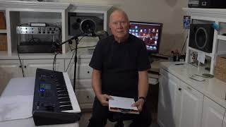 Download lagu Papa D Keyboard Chronicles 7 Classic rock jazz and Yamaha MODX MP3
