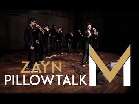 Pillowtalk (Zayn Cover - Live at Miami of Ohio) - The Vanderbilt Melodores
