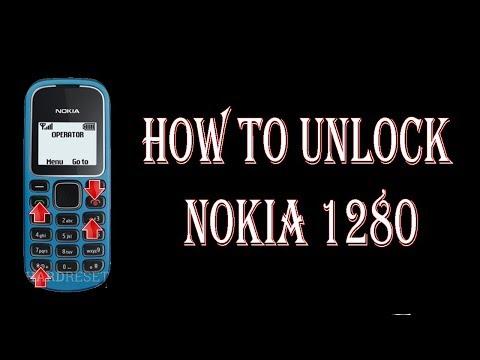 nokia 6300 unlock security code software