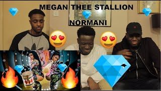Megan Thee Stallion & Normani (Birds of Prey: The Album) - Diamonds [Official Music Video] REACTION