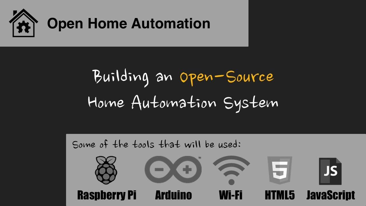 Building An Open Source Home Automation System Youtube