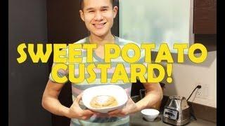 Sweet Potato Custard!!!