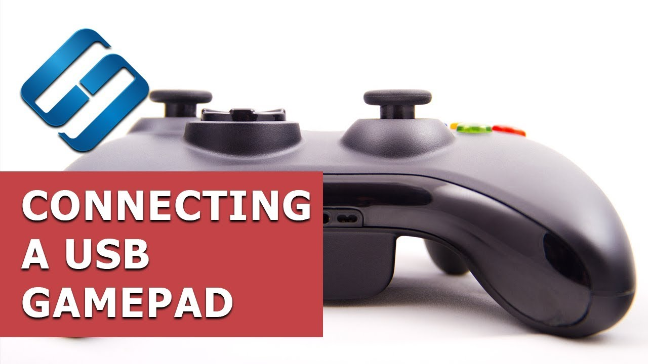 How to Connect a USB Gamepad to a Computer with Windows 10, 8 or 7 in 2019  🎮
