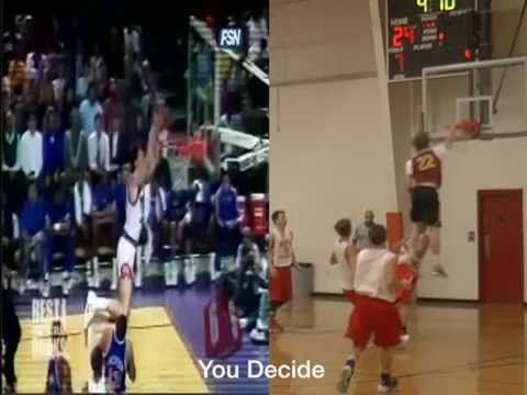 Dunk Battle - Brent Duncan v Tom Chambers