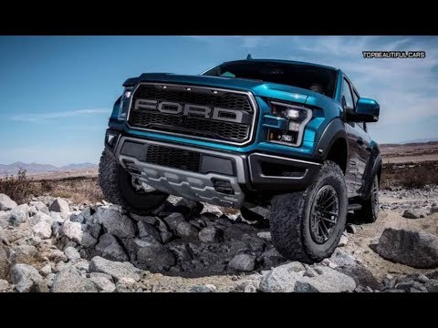 Ford F-150 Raptor Design Review and Testdrive