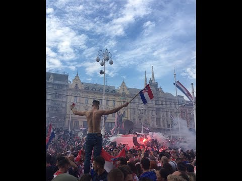 RESPECT!!!Croatia is Still The Winner Among The Supporters