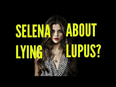 Selena Gomez went to REHAB for DRUGS or LUPUS?