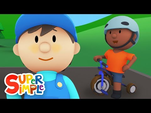 can-you-ride-a-tricycle-through-the-car-wash?-|-bike-car-wash!