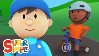 Can You Ride A Tricycle Through The Car Wash? | Bike Car Wash!
