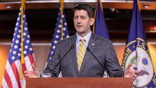 Speaker Ryan Provides Update on Immigration, Strong Economy, and Farm Bill