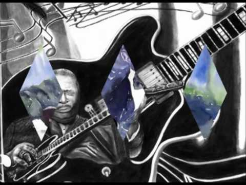 BB King Blues Boy Tune Guitar Backing Track