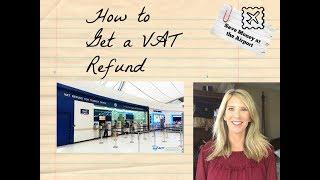 VAT Refund Information