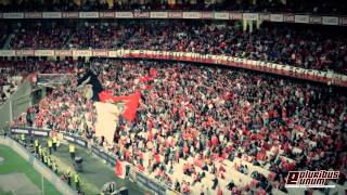 No Name Boys - Tudo a Saltar IMPRESSIONANTE! (Benfica - Rio Ave 2013/2014)