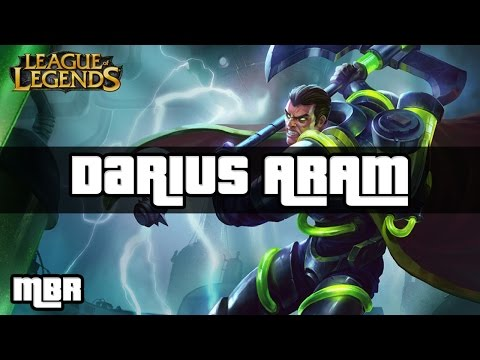 Bioforge Darius - ARAM - League Of Legends - HD